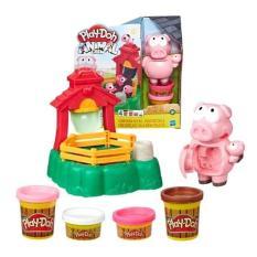 Bộ đồ chơi Hasbro đất nặn chú heo tắm bùn ngộ nghĩnh Play-Doh E6723