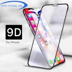 [MUA 5 TẶNG 1] Kính cường lực 9D full màn hình iphone 6,6s,7,8,x,xs max,6p,6sp,7p,8p,x,xs max,xs