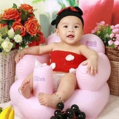 Ghế hơi tập ngồi cho bé, cam kết hàng đúng mô tả, chất lượng đảm bảo, an toàn đến sức khỏe người sử dụng