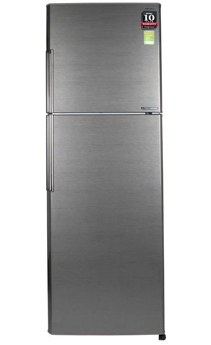 Tủ lạnh Sharp Inverter 342 lít SJ-X346E-DS