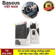 [VOUCHER HOT 50K] Túi đựng mini – ví mini – chất liệu siêu bền, chống thấm nước Baseus 7.2 chuyên dụng cho đựng đồ điện tử, smartphone – Phân phối bởi Baseus Vietnam