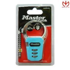 Ổ khóa số vali Master Lock 1550 DCOL móc càng cua khóa hành lý – MSOFT