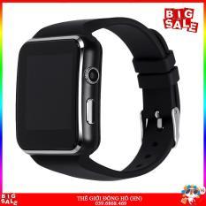 Đồng hồ thông minh Smart Watch X6 Màn Hình Cong Cao cấp bản Quốc Tế – Đồng hồ thông minh chống nước, Đồng hồ thông minh trẻ em, Đồng hồ thông minh có wifi, Đồng hồ thông minh giá rẻ – Vòng tay thông minh Thế giới đồng hồ