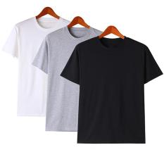 Bộ 3 áo thun nam cổ tròn form rộng thời trang Everest Nhiều Màu