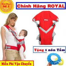 [Tặng mũ tắm chống nước cho em bé ] Đai Đeo An Toàn Cho Bé – Đai Địu 4 Tư Thế Cho Em Bé – Đai Điệu Em Bé Cao Cấp