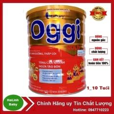Sữa Bột Oggi Gold 900g Date 2023 [Cho bé 1_10 tuổi]