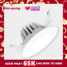 Bộ đèn LED Downlight Điện Quang ĐQ LRD04 05 90 (5W, 3,5inch)