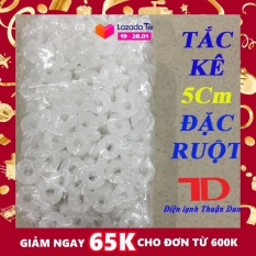 Tắc kê nhựa đặc ruột 5 phân dùng cho mũi 10, 8