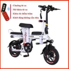 xe đạp điện gấp gọn (BÁN TRẢ GÓP ) TẠI HCM – XE Adiman A1 – xe đạp điện mini xe đạp điện mini – xe đạp điện- xe điện – xe máy điện – xe điện người lớn – xe điện học sinh – xe điện hotgril – xe điện ngọc trinh