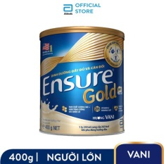 Sữa Ensure Gold Vani 400G