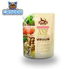 Hạt ANF Made with Organic vị Cá hồi & khoai tây 1.2kg (Chó)