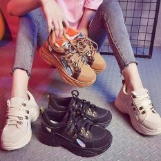 Giầy Sneaker nữ Lỗ Đinh 3 Màu