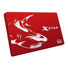 Ổ cứng SSD 240GB XSTAR SATA3 Drive 2.5 Inch Sequential Read 550MB/s – Red bảo hành chính hãng 36 tháng