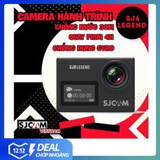 Camera hành trình SJCAM SJ6 LEGEND 4K WiFi – Hãng phân phối chính thức