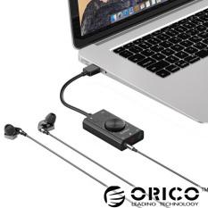 Sound card (card âm thanh) gắn cổng USB Orico SC2