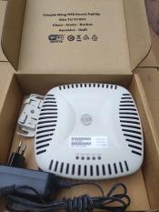 Wifi Doanh Nghiệp Aruba 135 hỗ trợ Mesh, Roaming, tải 100 client, IAP chạy độc lập – siêu tải