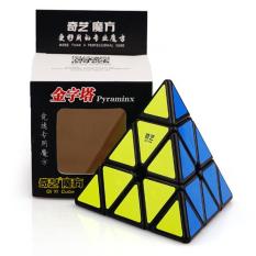 Đồ chơi Rubik Qiyi Pyraminx QiMing – Rubik Tam Giác Sticker