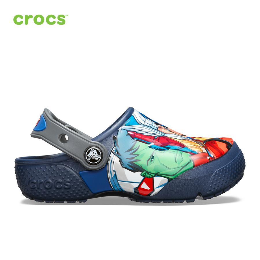 CROCS Giày trẻ em Fun lab Marvel Multi Clog 205505410