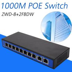 8 PoE Injector 5.6Gbps POE Switch POE Ethernet Switch Office Power Over Ethernet AP Devices Professional PoE Power Wireless AP Poe Network Switches