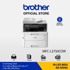 Máy in LED màu đa năng (có Fax) Brother MFC-L3750CDW