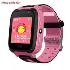 Đồng hồ định vị trẻ em thông minh SmartKID Q99 màn hình cảm ứng có camera