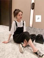 Sét yếm váy yếm quần đôi bạn DPH1119