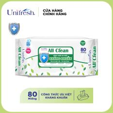 Khăn ướt Unifresh All Clean