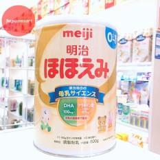 (Ảnh thật chính hãng) Sữa Meiji Số 0 800g Nội Địa Nhật Bản cho bé dưới 1 tuổi