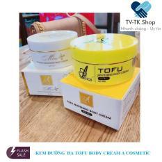 Kem Dưỡng Da Body Mềm Tofu A Cosmetic (Mẫu mới)