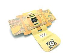 [Có clip] Bản đặc biệt Kính hiển vi Foldscope Level 2 (Bản Cao cấp)