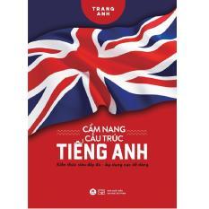 Sách – Cẩm Nang Cấu Trúc Tiếng Anh – Tặng Kèm Sổ Tay Mini Siêu Dễ Thương