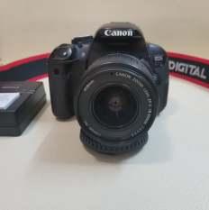 Canon 650d + Canon 18-55