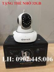 Camera VT-6300C+ THẺ 32GB,Hỗ trợ chuẩn ONVIF.
