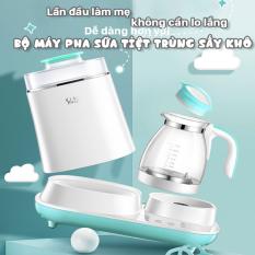 [Bảo hành 1 năm] Máy sấy tiệt trùng bình sữa đa năng, máy khử khuẩn bình sữa cho em bé, dụng cụ ủ sữa, hâm nóng bình sữa, ủ bình sữa, đa chức năng tiệt trùng sấy khô 99,9%