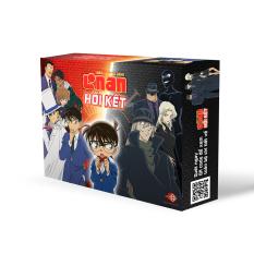 Bộ đồ chơi thẻ bài Board Game VN Thám Tử Lừng Danh – Conan: Hồi Kết BGVN003