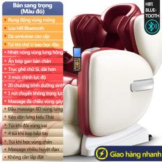 Ghế massage cao cấp toàn thân gia dụng thao tác xoa bóp hoàn toàn tự động thông minh Máy JF International