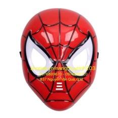 [Có đèn] Mặt nạ đồ chơi người nhện Spiderman cực hot dành cho bé