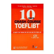 10 Ngày Tập Trung Ôn Tập Cho Bài Thi Toefl iBT