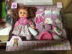 Đồ chơi búp bê Vima xinh xắn trọn bộ, đồ chơi búp bê, đồ chơi, bộ đồ chơi búp bê