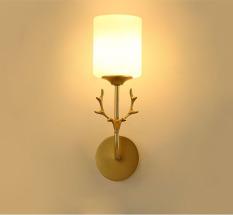 Đèn tường NATHALIA trang trí nội thất hiện đại – kém bóng LED chuyên dụng