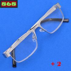 Mắt kính lão 868L inox 2 độ TMKLIN2D