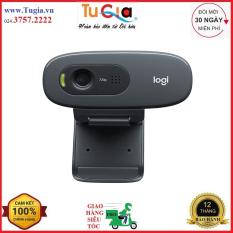 Webcam Logitech C270 HD 720P – Hàng Chính Hãng