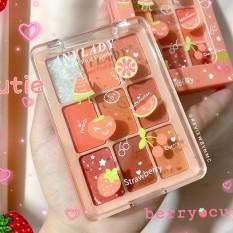Phấn mắt Any Lady Sweet Fruit Strawberry 9 ô [giao ngẫu nhiên]