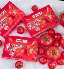 set tắm trắng cà chua tomato