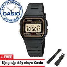 Đồng hồ nam dây nhựa Casio Standard Anh Khuê F-91 & F-94 Series