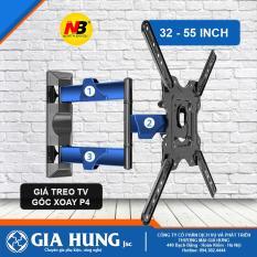 Giá Treo Tivi Góc Xoay Nhập Khẩu P4 (32-55 inch)