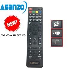 Asanzo 3D nhỏ – Remote điều khiển Tivi Asanzo Smart thông minh