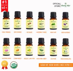 [TRỢ GIÁ]Tinh dầu nguyên chất Hương Mộc 10ML, có kiểm định, nhiều mùi