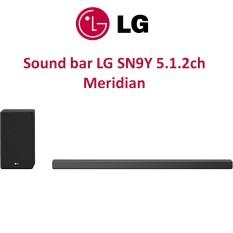 [GIÁ SỐC] Loa Thanh Soundbar LG SN9Y (520W)