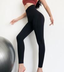 Quần tập gym yoga nữ nâng mông siêu co giãn LM01